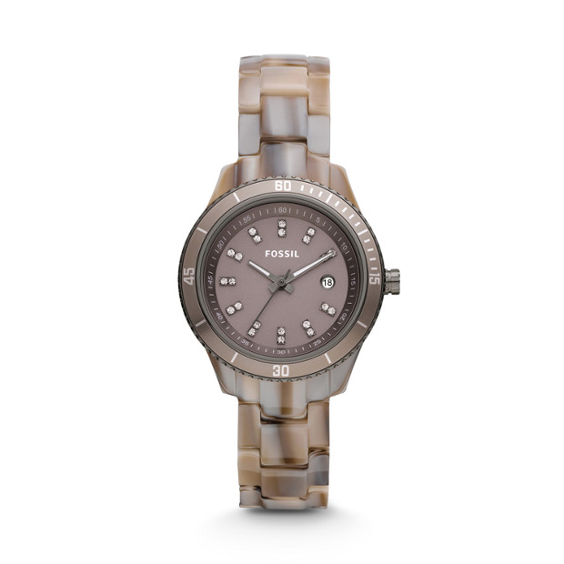 Stella Mini Three Hand Resin Watch - Alpine Horn