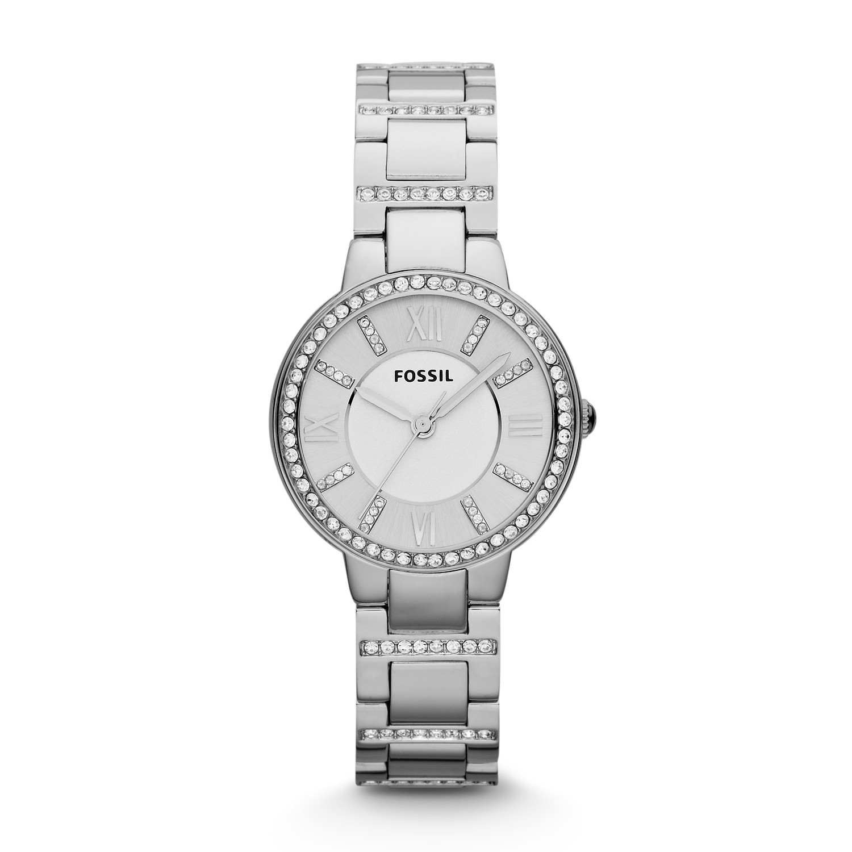 Virginia Stainless Steel Watch