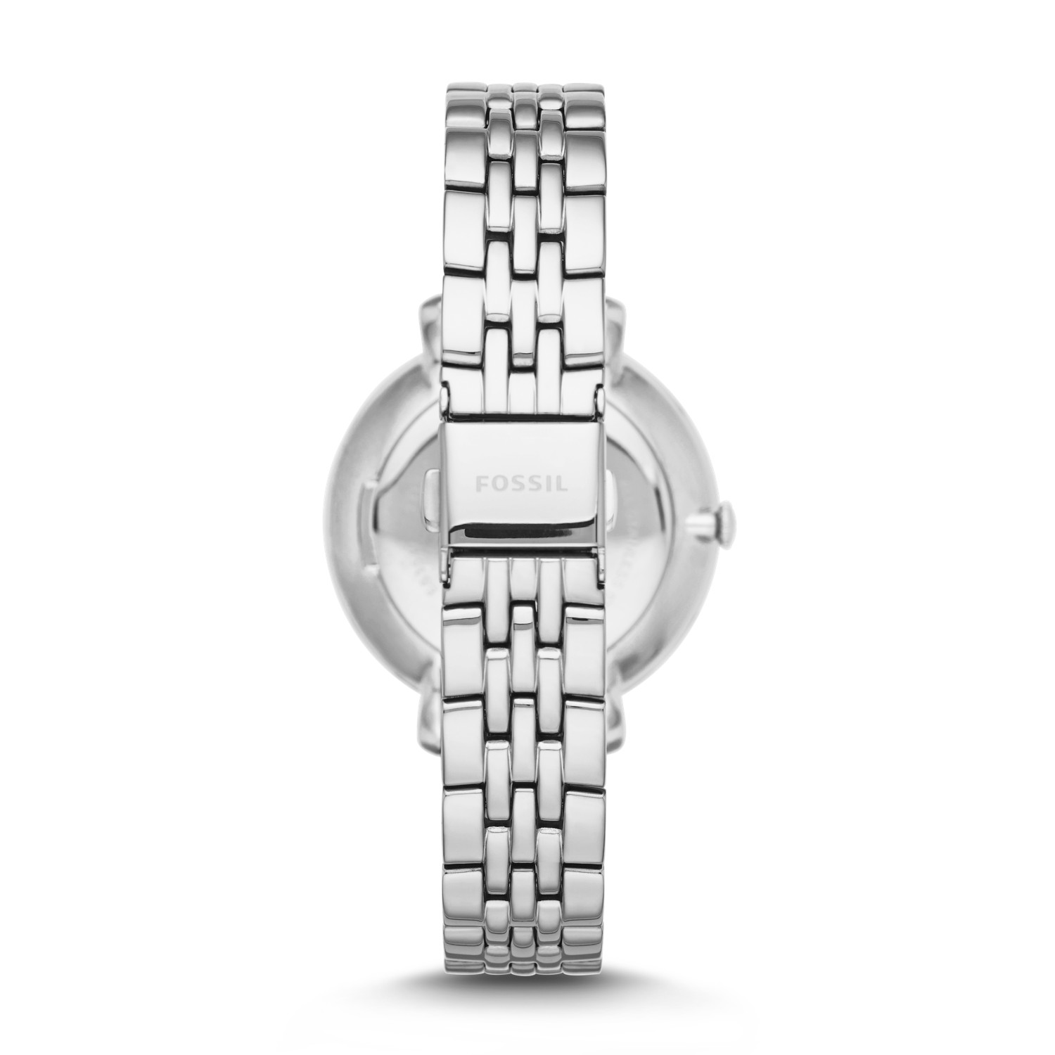 Jacqueline Stainless Steel Watch Fossil