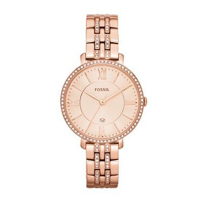 Fossil rose gold watch tarnish