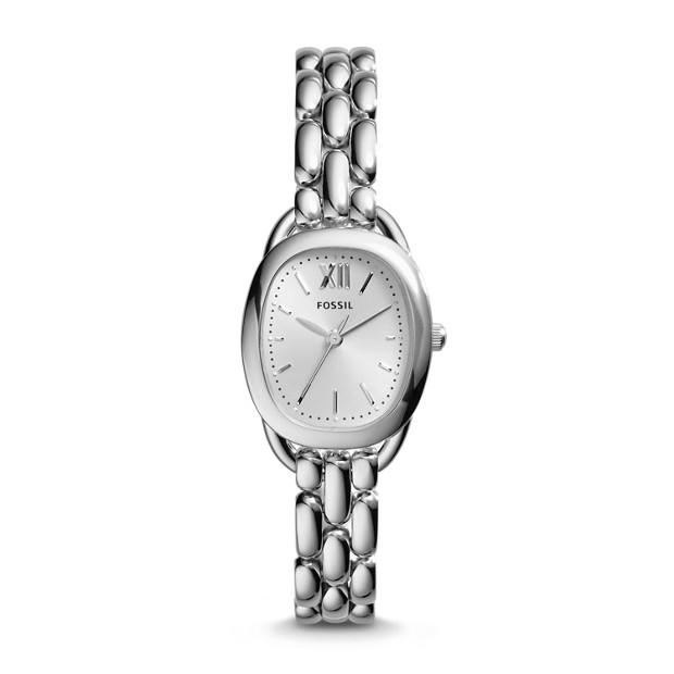 Sculptor Stainless Steel Watch
