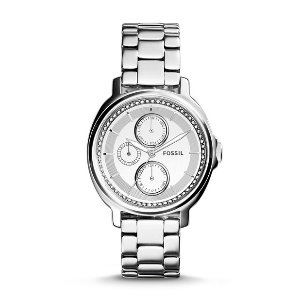 Chelsey Multifunction Stainless Steel Watch