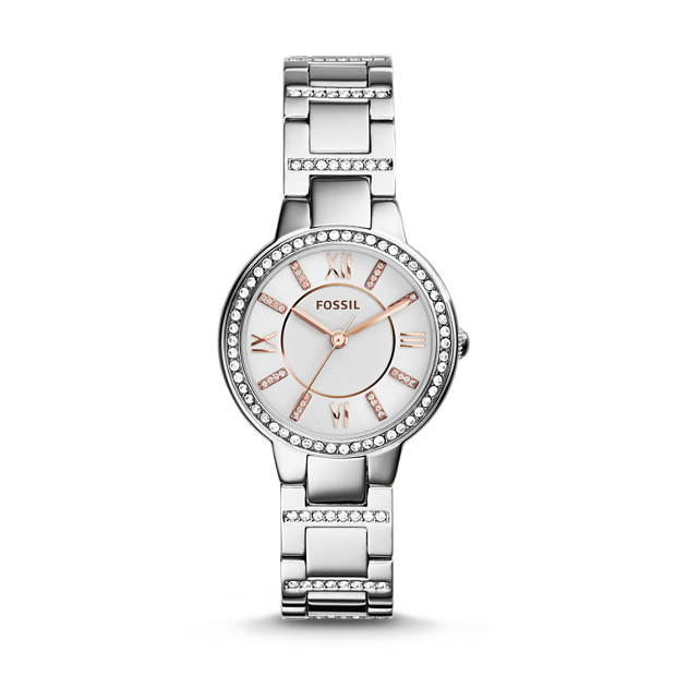 Virginia Stainless Steel Watch