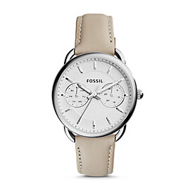 Tailor Multifunction Leather Watch