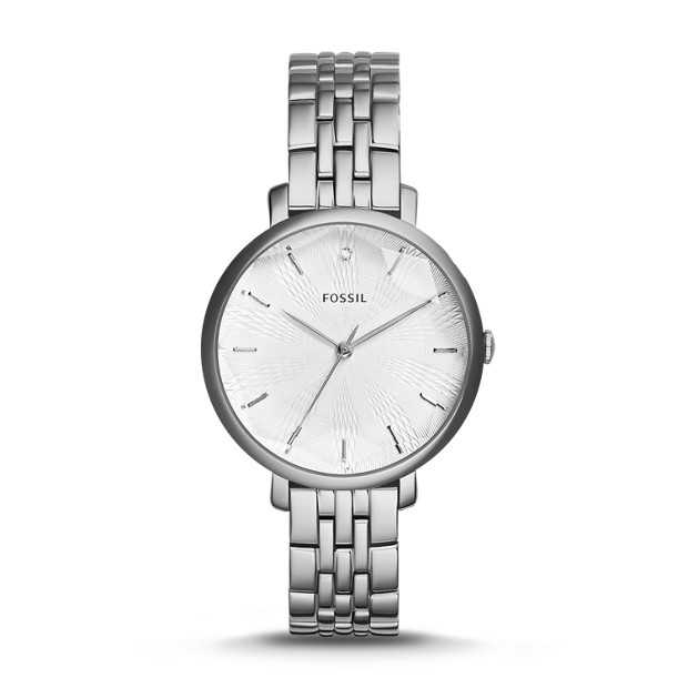 Incandesa Stainless Steel Watch