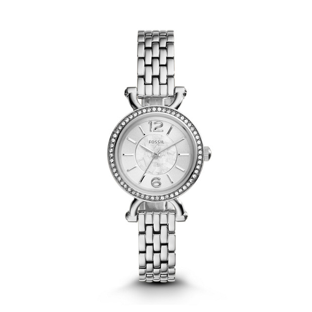 Georgia Cordell Stainless Steel Watch