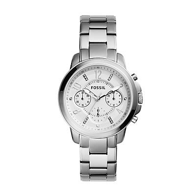 Gwynn Chronograph Stainless Steel Watch