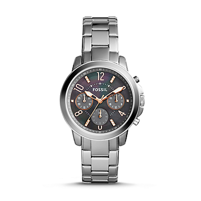 Gwynn Chronograph Stainless Steel Watch