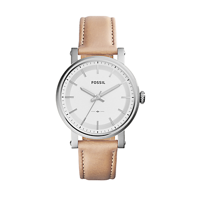 Original Boyfriend Sport Three-Hand Sand Leather Watch
