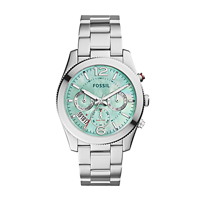 Perfect Boyfriend Multifunction Stainless Steel Watch