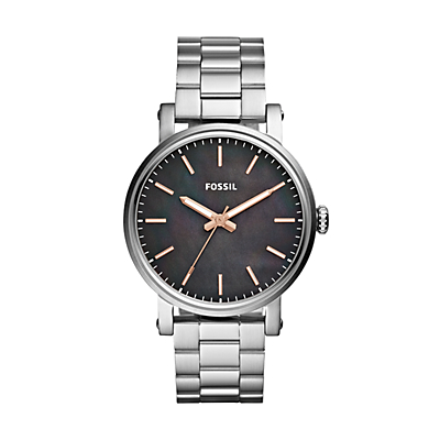 Original Boyfriend Sport Three-Hand Stainless Steel Watch
