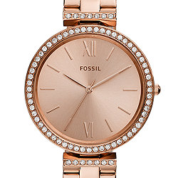 df9a232d95d23 Rose Gold Watch: Shop Rose Gold Watches for Women - Fossil