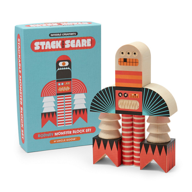UNCLE GOOSE Stack and Scare - Rodney