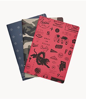 Northstar 3 Pack Journal