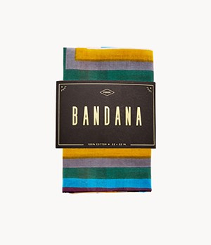 Bandana Striped