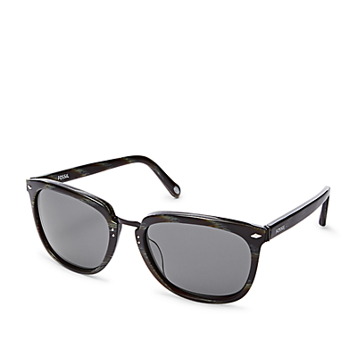 Ashmont Rectangular Sunglasses