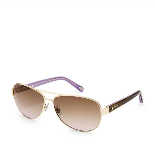 Jacey Aviator Sunglasses