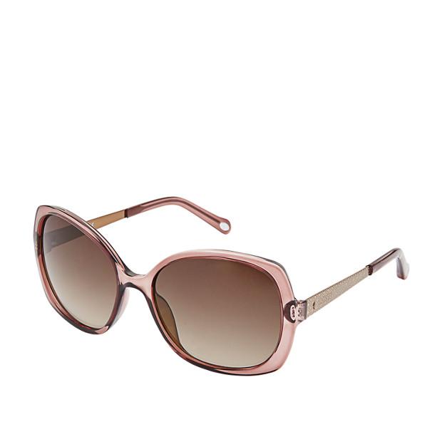 Gemma Round Sunglasses