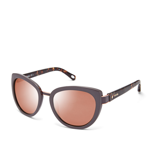 Everleigh Cat Eye Sunglasses