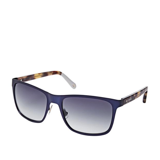Dodgeton Polarized Rectangular Sunglasses