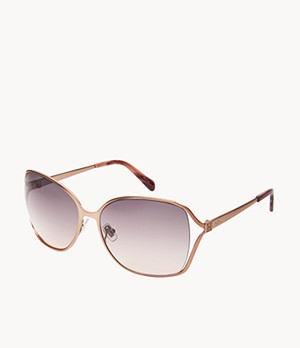 Sonnenbrille Mae Rectangle Sunglasses