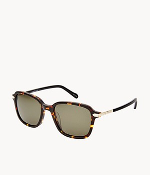 Glenwood Rectangle Sunglasses