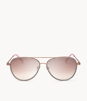 Bennet Aviator Sunglasses