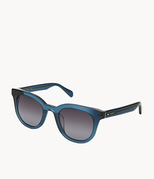 Alli Rectangle Sunglasses