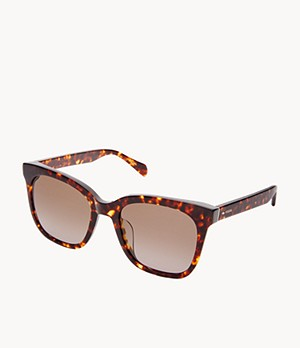 Elie Rectangle Sunglasses