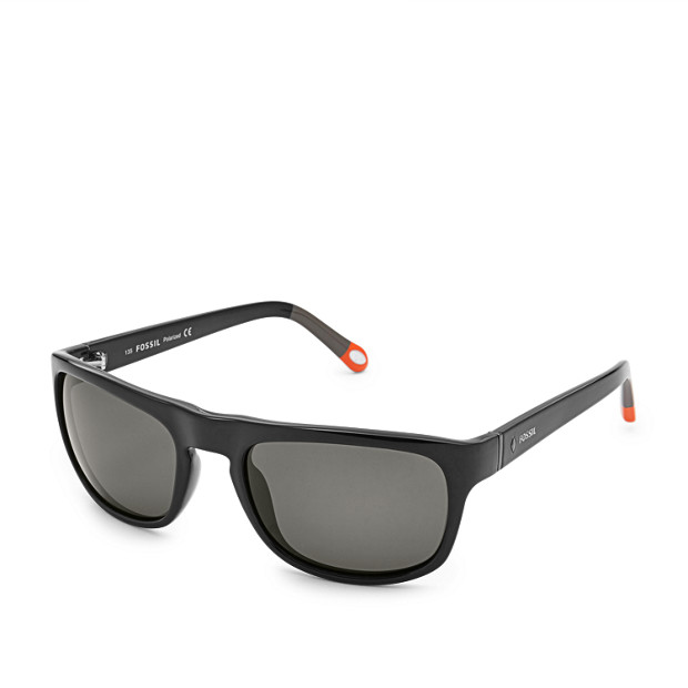 Benton Wrap Sunglasses