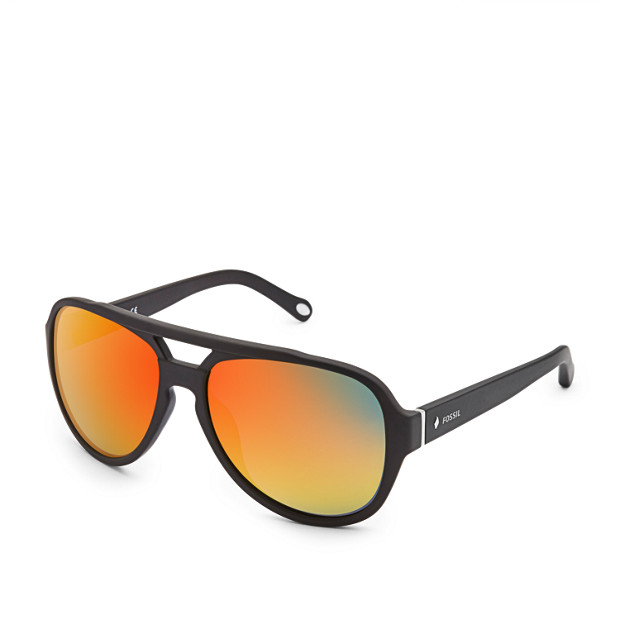 Kaspar Aviator Sunglasses
