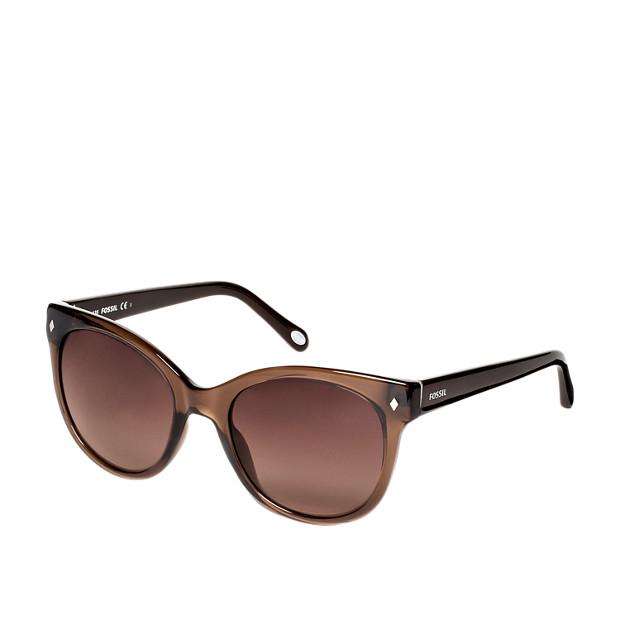 Becca Round Sunglasses
