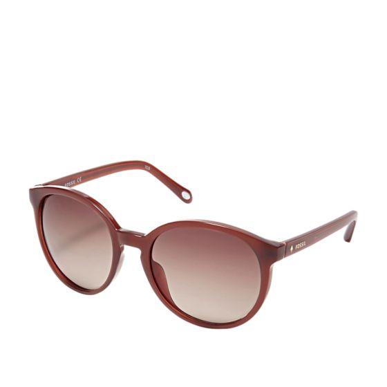 Lauri Round Sunglasses
