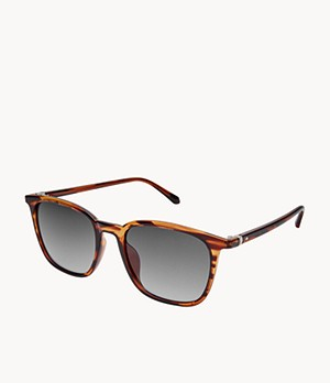 Weldon Rectangle Sunglasses