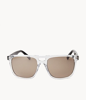 Duval Rectangle Sunglasses