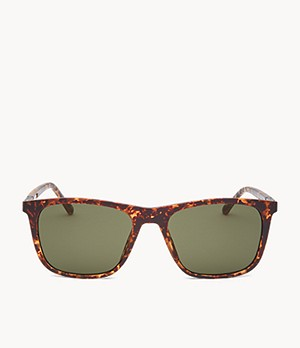 Sawyer Rectangle Sunglasses