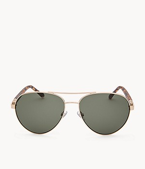 Waylon Aviator Sunglasses