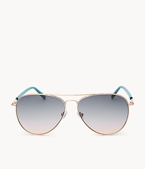 Michelle Aviator Sunglasses