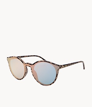 Jillian Round Sunglasses