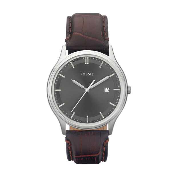 Ansel Brown Leather Watch