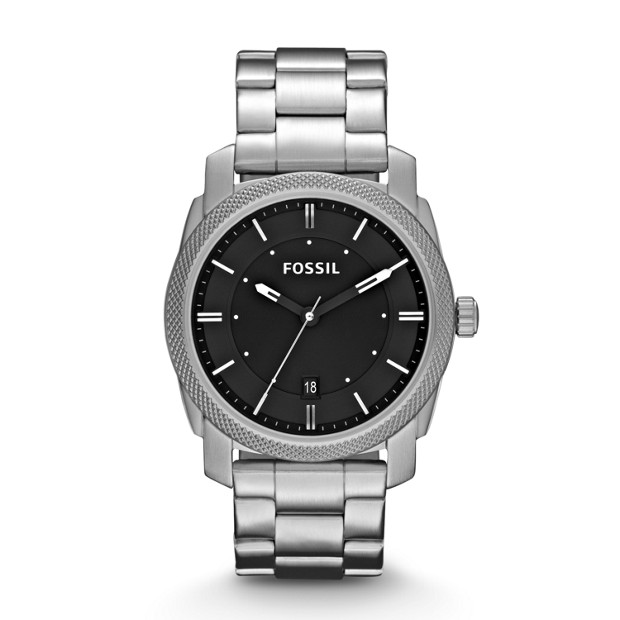 Machine Stainless Stainless Steel Watch