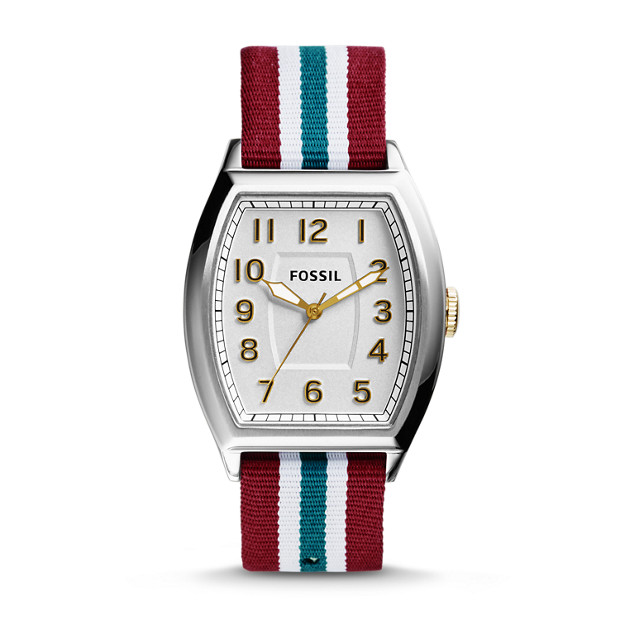 Narrator Nylon Stripe Watch