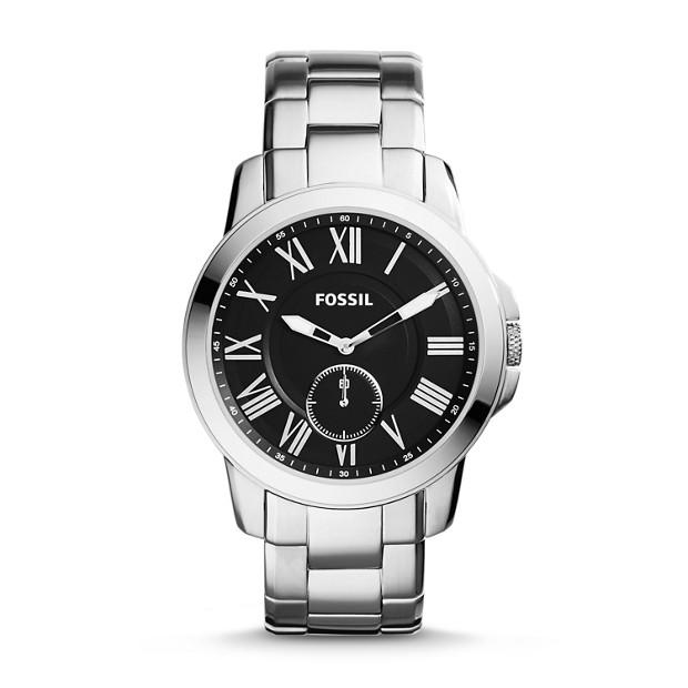 Grant Slim Stainless Steel Watch