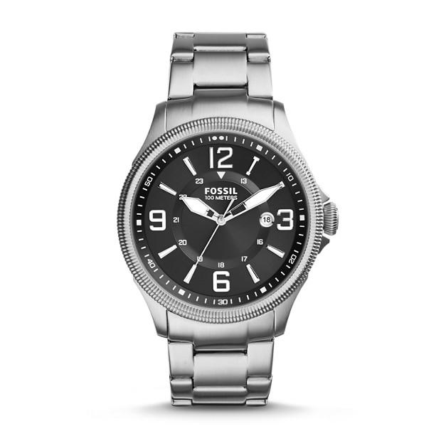 Recruiter Stainless Steel Watch