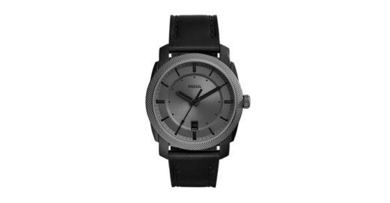 fossil machine watch instructions