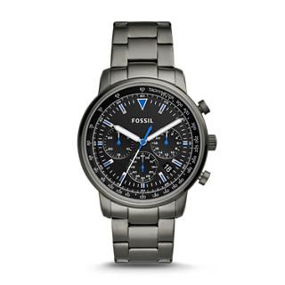 d0f55e175 Goodwin Chronograph Smoke Stainless Steel Watch