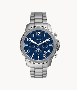 Bowman Chronograph Stainless Steel Watch