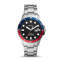 gran selección de 1af33 4383d Men's Watches: Shop Watches, Watch Collection for Men - Fossil