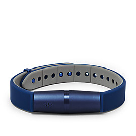 Activity Tracker and Sleep Monitor - Q Motion Navy Silicone