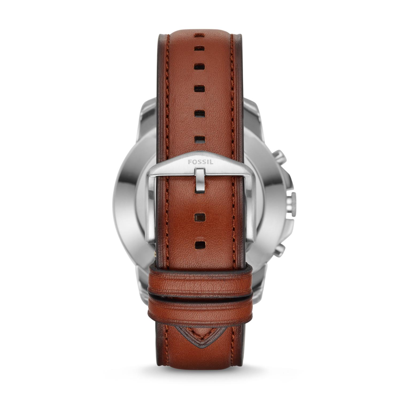 19db1de0a32fd Hybrid Smartwatch - Grant Light Brown Leather - Fossil